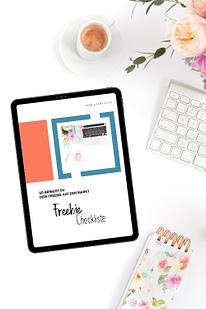 Lisa Matla - Frau Doktor Technik - Freebie Checkliste Mockup (1)